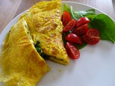 Jak na perfektní omeletu s náplní