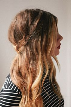 hair style ideas for the wedding