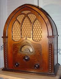 Resultado de imagen para radio capilla antigua