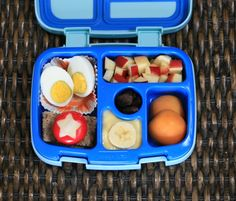 Bentgo Kids is an innovative bento lunch box designed exclusively for active kids on the go. Easy Toddler Meals, Toddler Lunches, Kids Meals, Kids Packed Lunch, Kids Lunch For School, School Lunches, Bento Box Lunch, Lunch Snacks, Baby Food Recipes