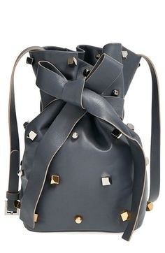 Jimmy Choo 'Eve' Studded Bucket Bag