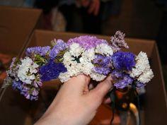 Dare to DIY: Taller de accesorios florales