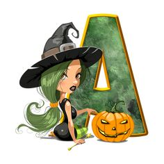 Halloween Iii, Abcs, Alphabet, Disney Characters, Fictional Characters, Letters, Alpha Bet, Fantasy Characters