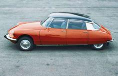 Citroen DS19, 1955-1967