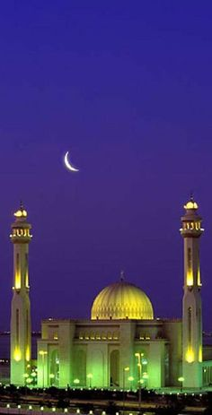 Al Fateh Mosque, Bahrain