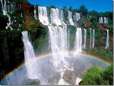 iguasu rainbow