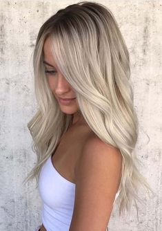 If you still can't find the perfect shades of blonde hair colors then we suggest you to visit here for trendiest looks of sandy blonde hair color trends to use in 2018. We have collected here the sophisticated trends of sandy blonde hair colors to wear in 2018.
