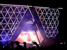 Daft Punk Alive Tour 2007 Red Rocks, Colorado (Human After All Clip) on Vimeo