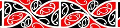 Kowhaiwhai and Knitting — Aroha Knits Maori Patterns, Silver Fern, Maori Designs, Maori Art, Decor Crafts, Red And White, Carving, Stone, Knitting