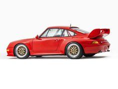 1997 PORSCHE 911 993 CUP 3.8 RSR