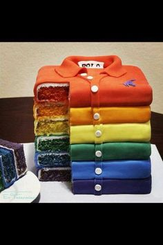 Great cake for a men's birthday or bosses day!