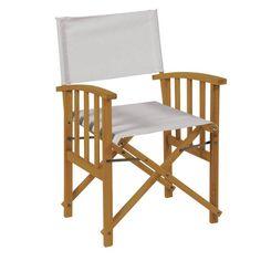 όν Outdoor Chairs, Outdoor Furniture, Outdoor Decor, Acacia Wood, Brown, Red, Home Decor, Theta, Product Design