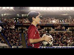 Para ese niño que tiene un sueño... #ViveTuSueñoKia - YouTube