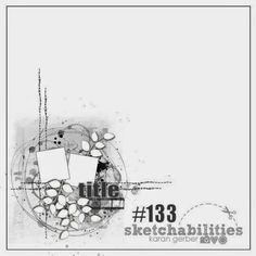 Sketchabilities: Sketch and lots of layout samples Scrapbook Layout Sketches, 12x12 Scrapbook, Scrapbook Templates, Digital Scrapbooking Layouts, Scrapbook Designs, Card Sketches, Project Life, Photo Sketch, Sketch 2