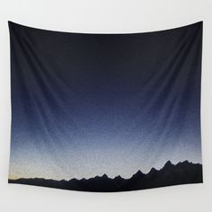 Buy Afterglow by Lotus Effects as a high quality Wall Tapestry. Worldwide shipping available at Society6.com.