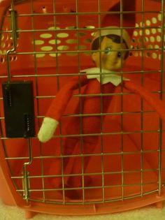 25 fun Elf on the Shelf ideas   BabyCenter Blog