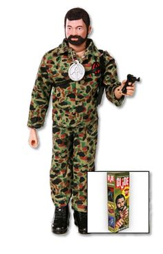 my brrother had this one, he was Barbies boyfriend so much Mike broke down and bought me a Ken doll for Christmas hahaha