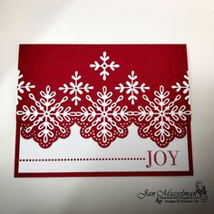 i♥Cards2: SUO Challenge #185 – Favorites from This Year's Ho...