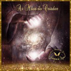 Cantinho de Imagens da Guerreira: As Mãos do Criador