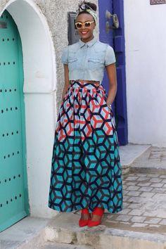 maureenpowel-africanprint-skirt2