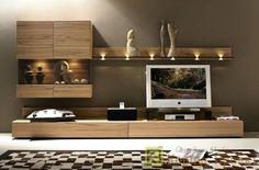 Contemporary Crea Rimobel TV Unit, Display Cabinet and Sideboard ...