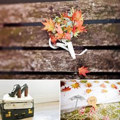 Winter Wedding Planning Tips аnd Ideas Fall Bouquets, Fall Wedding Bouquets, Floral Bouquets, Wedding Flowers, Bridesmaid Bouquets, Bridesmaids, Leaf Flowers, Fall Flowers, Wedding Planning Tips