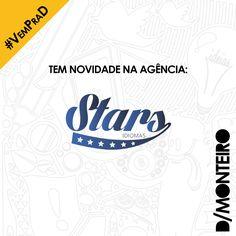 A #StarsIdiomas agora é cliente #DMONTEIRO! #Welcome #BemVindos