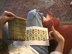 Four-Stranded Knitting: It's Easier Than You Think  (like mosaic knitting, you go around twice - smart!)