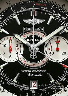 Breitling for Bentley Limited Edition Supersports model Breitling Bentley, Lingerie Accessories, Accessories Jewellery, Breitling Watches, Luxury Watches, Watches For Men, Mens Fashion, Fashion Music, Clock