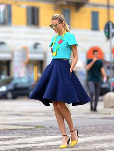 Top shelf: 3 styling tips for tall women