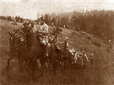 During World War I, from 12th September until the 3rd October 1916, the Battle of Kajmakcalan between the Serbian and Bulgarian-German troops took place at Kajmakčalan and around the adjacent peaks, resulting in the great Serbian victory. The Nidže mountain changed hands several times, but eventually the Bulgarian and German foes were driven back, and the Eastern Front saw a change in the course of the Great War.