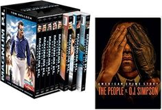 """Up to 62% off """"Magnum P.I.: The Complete Series"""" and """"The People v OJ Simpson"""""""