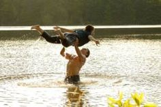 #Abigail Breslin and Colt Prattes Do #theLift in Dirty Dancing Pics #NewMovies #abigail #breslin #dancing #dirty