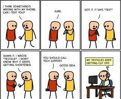 Cyanide & Happiness comic