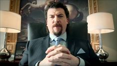 "Kenny Powers becomes CEO of K-Swiss, and enlists the help of Michael Bay, Matt Cassel, Jillian Michaels, MMA Champion Jon ""Bones"" New video ft. Freaking Hilarious, Haha Funny, Funny Stuff, Kenny Powers, Danny Mcbride, Comedy Clips, Michael Bay, Great Ads, Good Buddy"