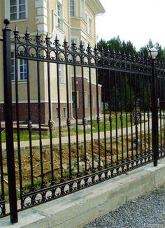 Заборы и парковые ограждения цена, фото, где купить Саратов