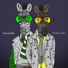 ALBUM COVER (acid-jazz, chilled electronic) for Kramnik OPEN TO ALLDESIGNERS!! by dot360