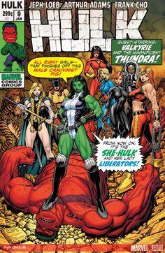 Powerful Marvel Women