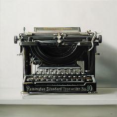 Christopher Scott. Remington Typewriter