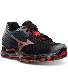 efc660382031 Mizuno Men s Wave Prophecy 4 Running Sneakers from Finish Line Men - Finish  Line Athletic Shoes - Macy s