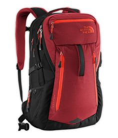 Carry everything you need for an action-packed day in the largest daypack from The North Face.