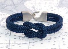 Lemon & Line Newport Navy Bracelet - Lemon & Line, LLC