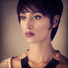 64 Best Short Indian Hairstyles Images On Pinterest Get Well Soon