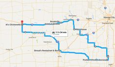 10 Unforgettable Road Trips To Take In Kansas Before You Die