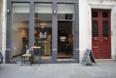 Matamata Cafe Paris - 58 Rue d'Argout, 75002 Paris, France