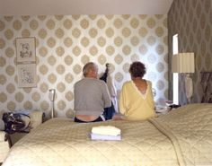 Larry Sultan: Pictures From Home  Conversation on Bed