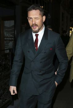 tom hardy variations — Tom after the Revenant premiere heading to the...