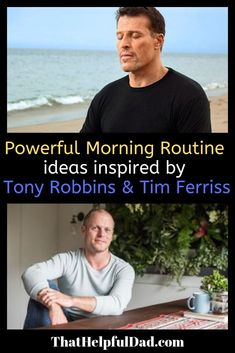 Morning Routine - powerful morning ritual ideas inspired by Tony Robbins and Tim Ferriss - these 7 tips will help you supercharge your life! Miracle Morning, Morning Ritual, Fitness Tips, Health Fitness, Tim Ferriss, World Problems, Achieve Your Goals, Tony Robbins, Better Life