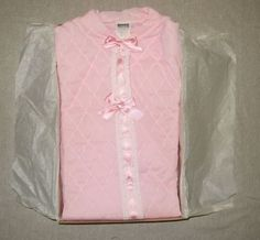 Vintage-Pink-Quilted-Robe-Montgomery-Wards-1970s