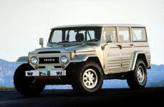 Toyota FJ-45 Land Cruiser Wagon Custom - 1967 - Picture 06A1H442824003A